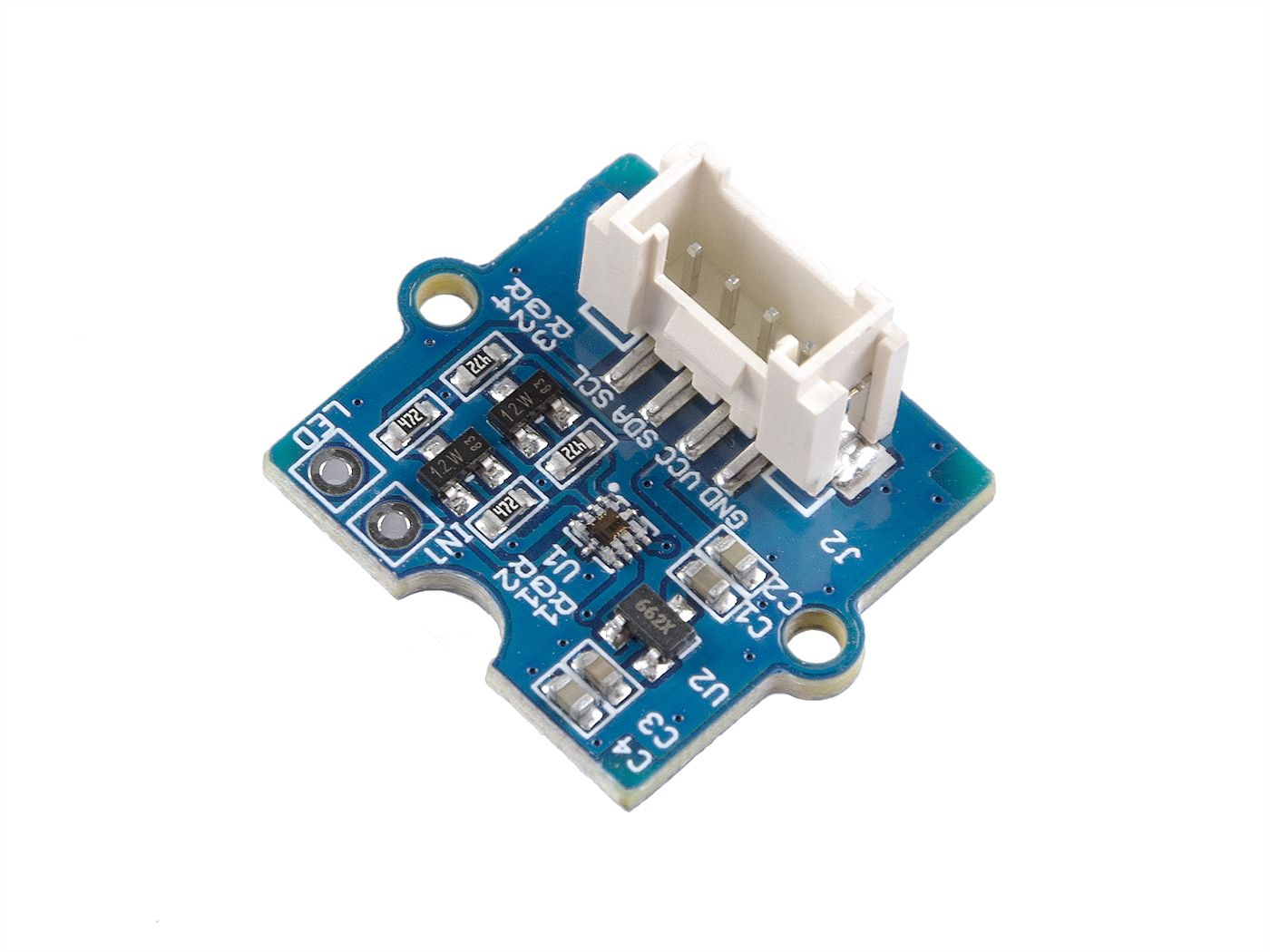 Visible, infrared and UV light sensor Grove - SI1145