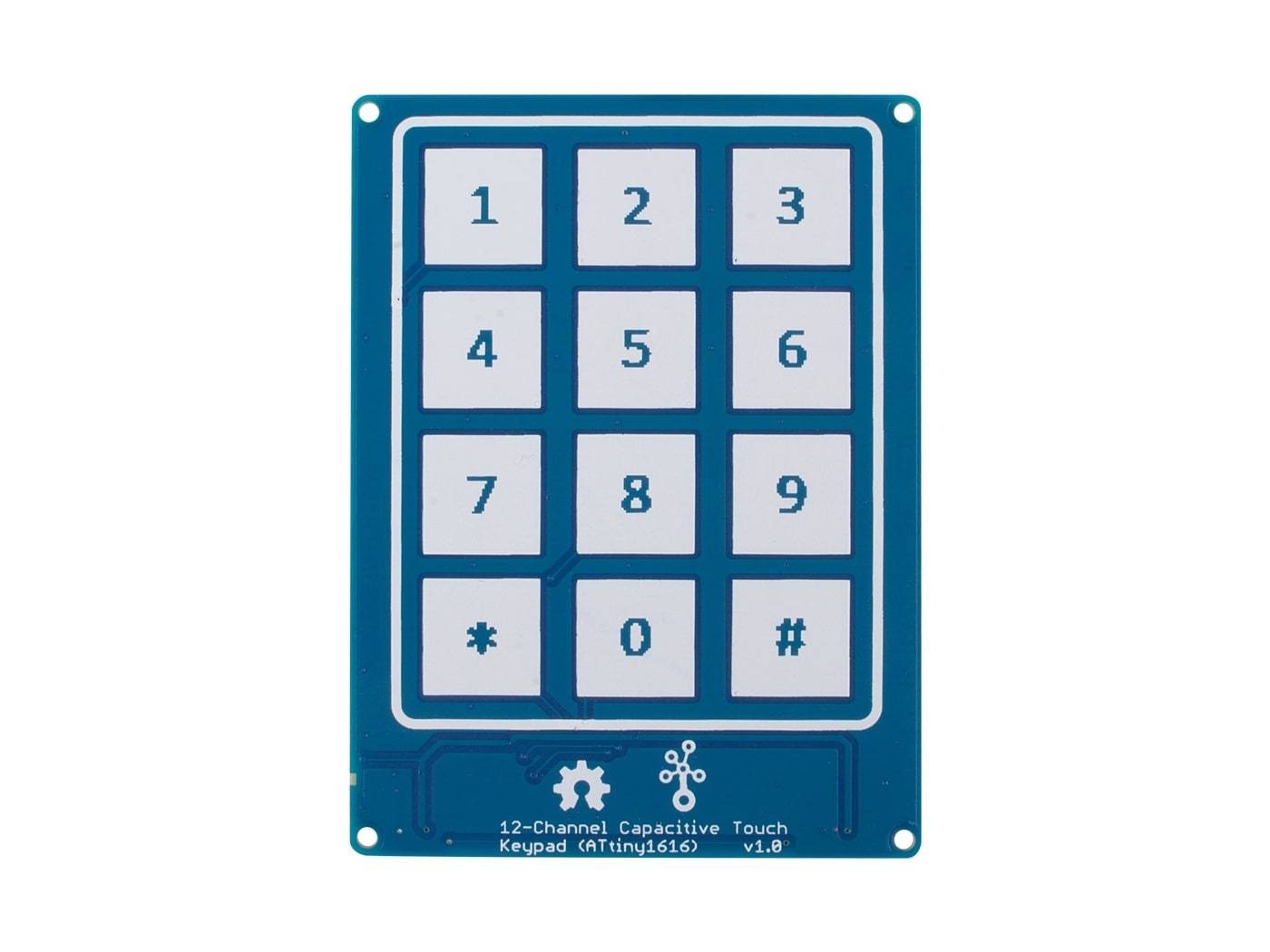 Touch Keypad Grove