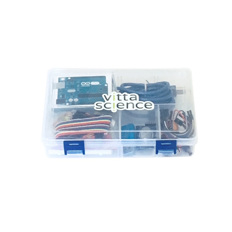 Arduino Electronic Weather Kit