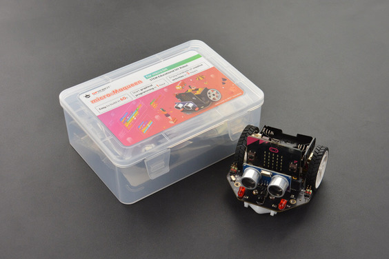 Maqueen robot for micro:bit board