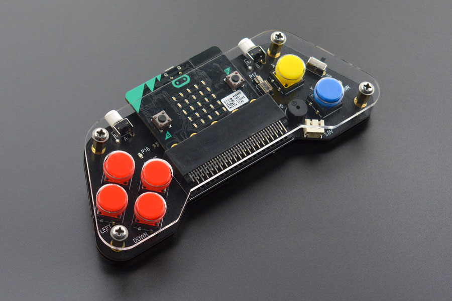 Game Pad Extension for micro:bit board